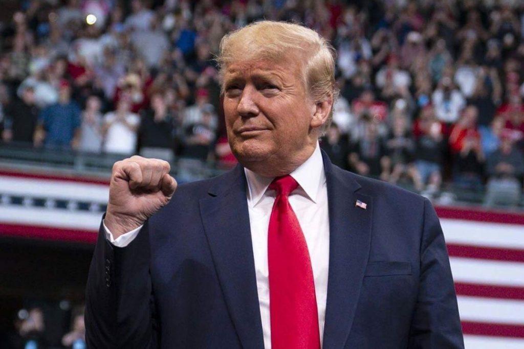 Trump Makes Use Of 'China Virus' Term Again