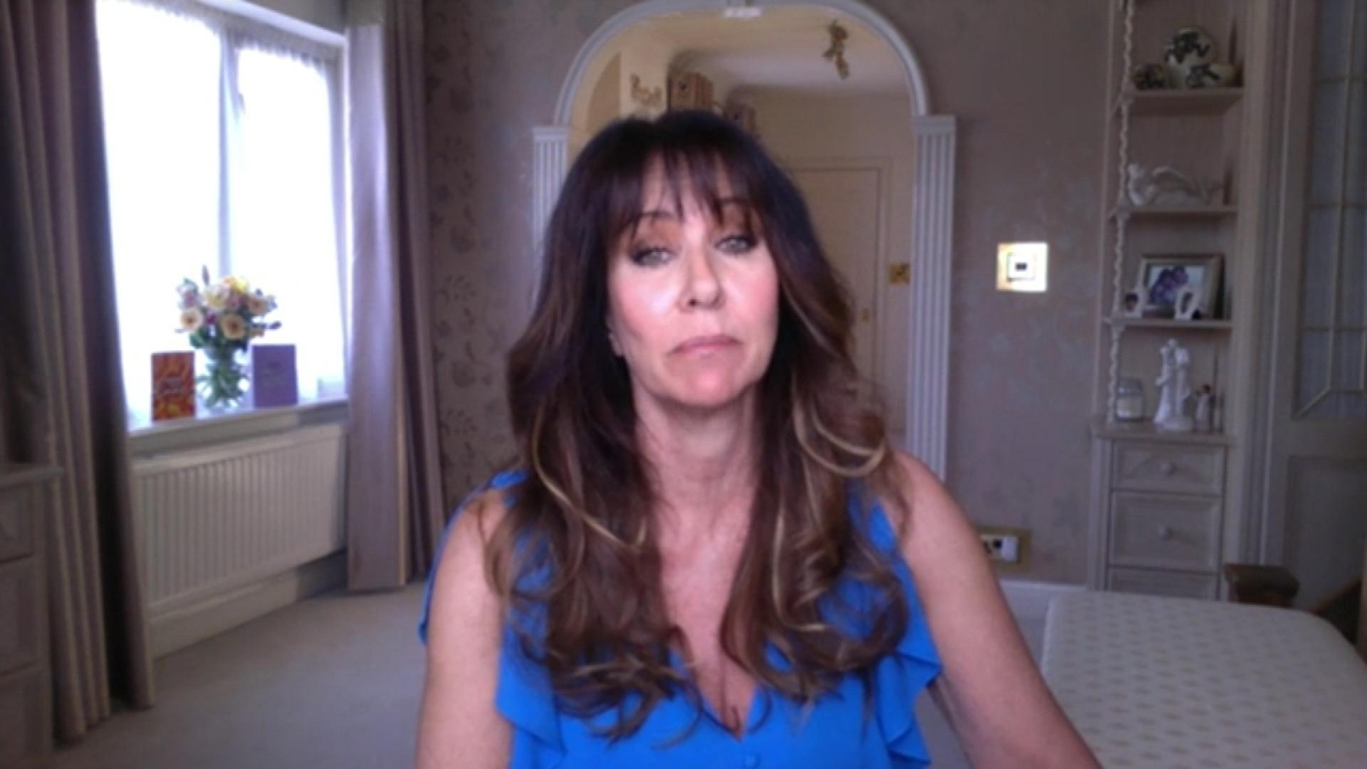 Linda Losardi feels much better after painful coronavirus battle