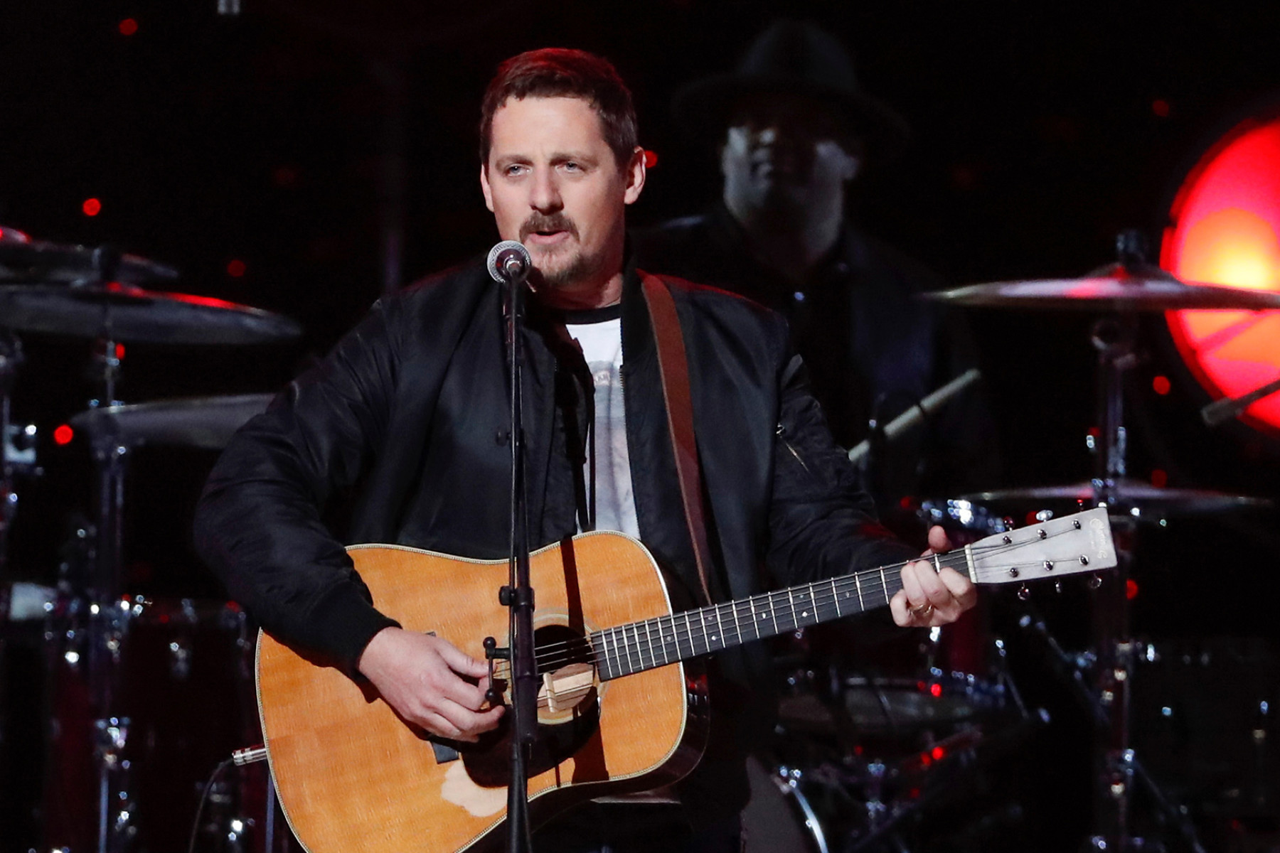 Sturgill Simpson says it has been positively tested for COVID-19